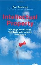 Intellectual Property: The Tough New…
