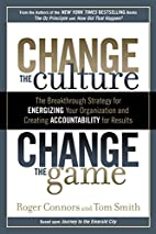 Change the Culture, Change the Game: The…