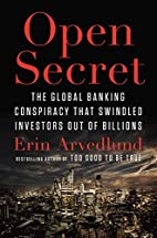 Open Secret: The Global Banking Conspiracy…