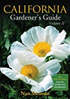 California Gardener's Guide Volume II…