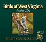 Stan Tekiela: Birds of West Virginia Audio CDs: Accompanies the Birds of West Virginia Field Guide