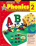 Linnihan, Ellen: Advantage Phonics Grade 2 (Advantage Workbooks)