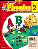 Linnihan, Ellen: Advantage Phonics Grade 2 (Advantage Workbooks)