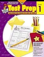 Test Prep Gr. 1 (Advantage Workbooks) by…