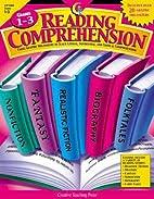 Reading Comprehension, Gr. 1-3 by Alyssa…
