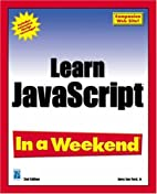 Learn JavaScript In a Weekend, Second…