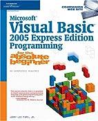 Microsoft Visual Basic 2005 Express Edition…