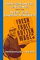 Immigrants, Unions, and the New U.S. Labor…