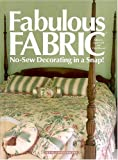 Birches, House of White: Fabulous Fabric: No Sew Decorating in a snap
