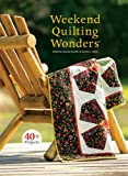 Stauffer, Jeanne: Weekend Quilting Wonders