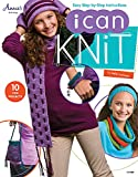Eckman, Edie: I Can Knit