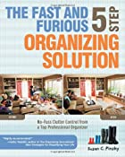 The Fast and Furious 5 Step Organizing…