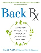 Back RX: A 15-Minute-a-Day Yoga- and…