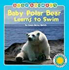 Baby Polar Bear Learns To Swim - a…