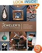 The Jeweler's Studio Handbook: Traditional and Contemporary Techniques for Working with Metal and Mixed Media Materials (Studio Handbook Series)