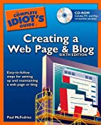 The Complete Idiot's Guide to Creating an…