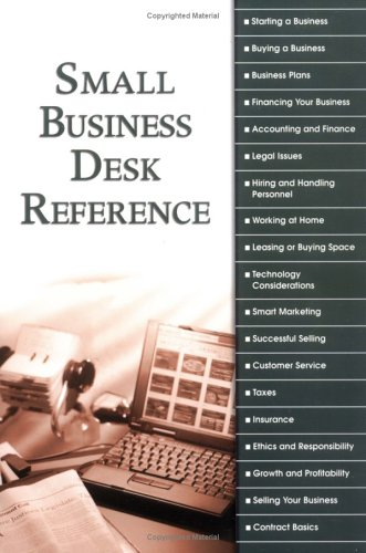 small-business-desk-reference