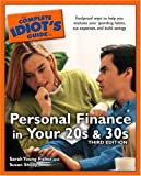 Shelly, Susan: The Complete Idiot's Guide To Personal Finance In Your 20s And 30s