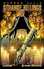 Warren Ellis' Strange Killings: Necromancer…