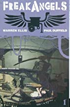 Freakangels Volume 1 by Warren Ellis