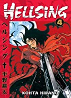 Hellsing, Volume 4 by Kouta Hirano