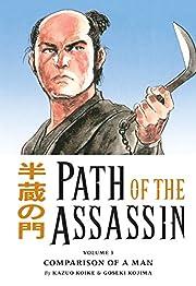 Path Of The Assassin Volume 3: Comparison Of…