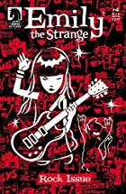 Emily The Strange #4: The Rock Issue (Emily…