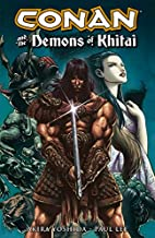 Conan and the Demons of Khitai by Akira…