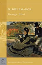 Middlemarch (Barnes & Noble Classics Series)…