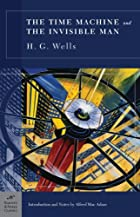 The Time Machine and The Invisible Man by H.…