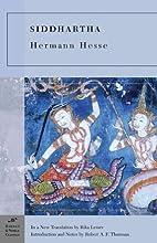 Siddhartha (Barnes & Noble Classics) by…