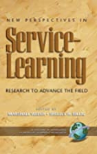 New Perspectives in Service-Learning:…