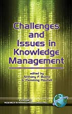 Challenges and issues in knowledge…