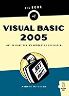 The Book of Visual Basic 2005: .NET Insight…