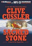 Cussler, Clive: Sacred Stone (Oregon Files), MP3 CD Edition