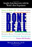 Cashdan, Linda: Done Deal: Insights from Interviews with the World's Best Negotiators