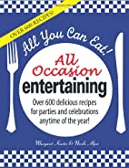 All You Can Eat by Kaeter Margaret