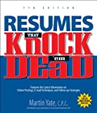 Yate, Martin: Resumes That Knock &#39;em Dead