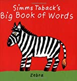 Simms Taback: Simms Taback's Big Book of Words