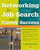 Networking for Job Search and Career Success…