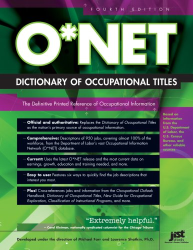 onet-dictionary-of-occupational-titles
