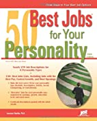 50 Best Jobs for Your Personality, 3rd Ed by…
