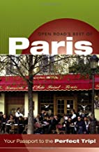 Open Road's Best of Paris by Andy Herbach