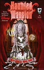Haunted Mansion #1 by Roman Dirge