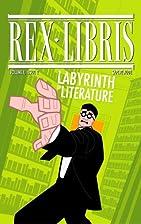 Rex Libris #2 (Volume 1,Issue 2) by James…