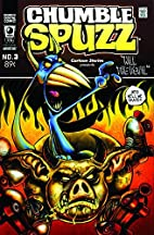 Chumble Spuzz: Kill the Devil by Ethan…