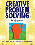 Creative Problem Solving: An Introduction,…