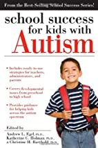 School Success for Kids With Autism by…