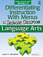 Differentiating Instruction With Menus in…
