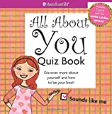 Lynda Madison: All About You Quiz Book (American Girl Library)